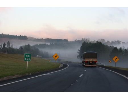 Instituto aposta no bem-estar de caminhoneiros como forma de prevenção de acidentes
